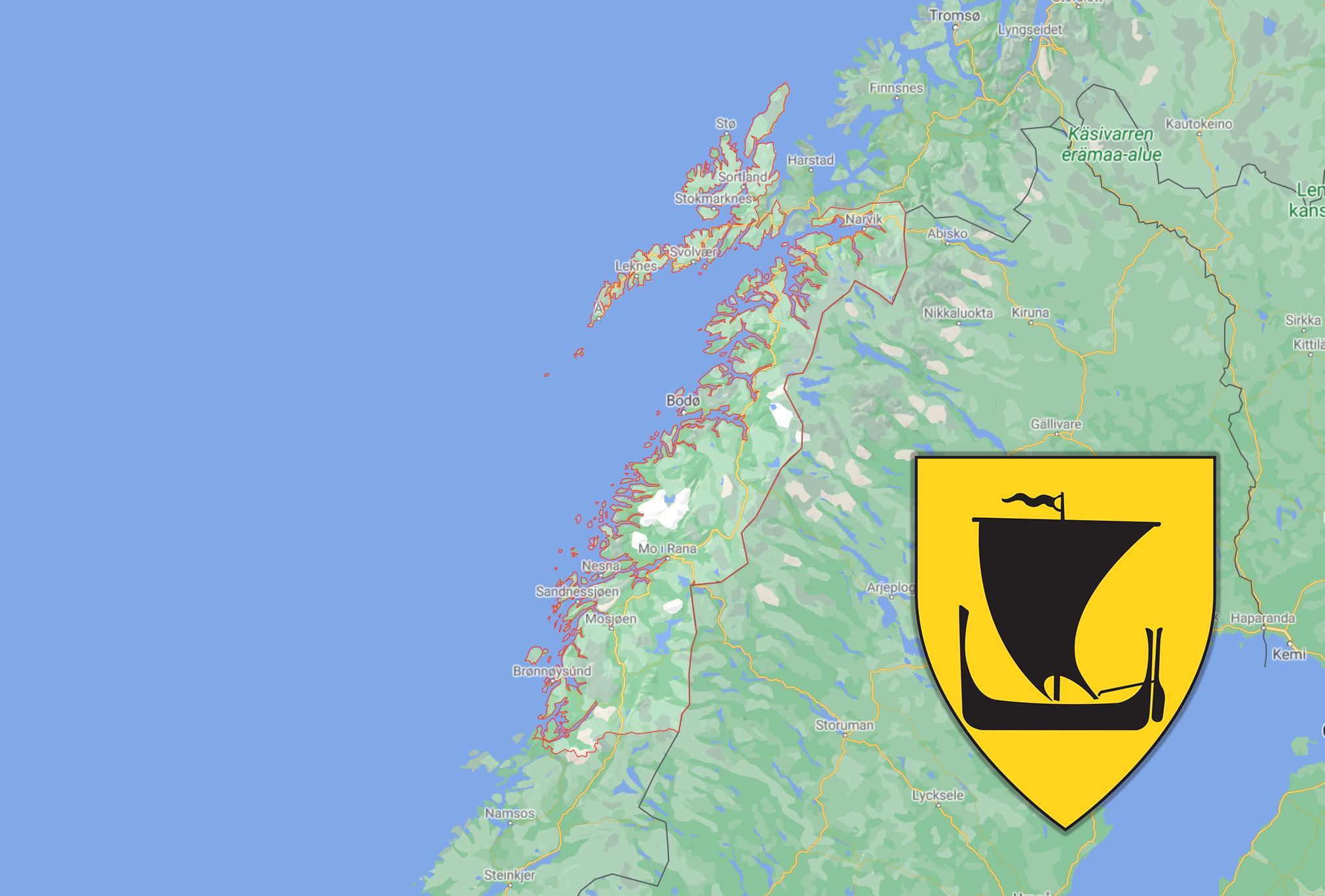 Fiber Nordland