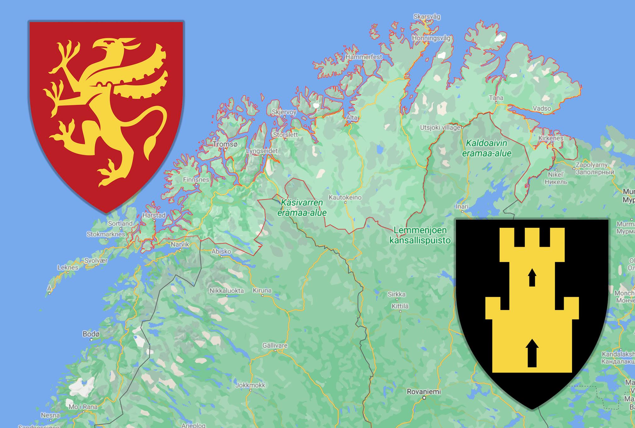 Fiber Troms og Finnmark