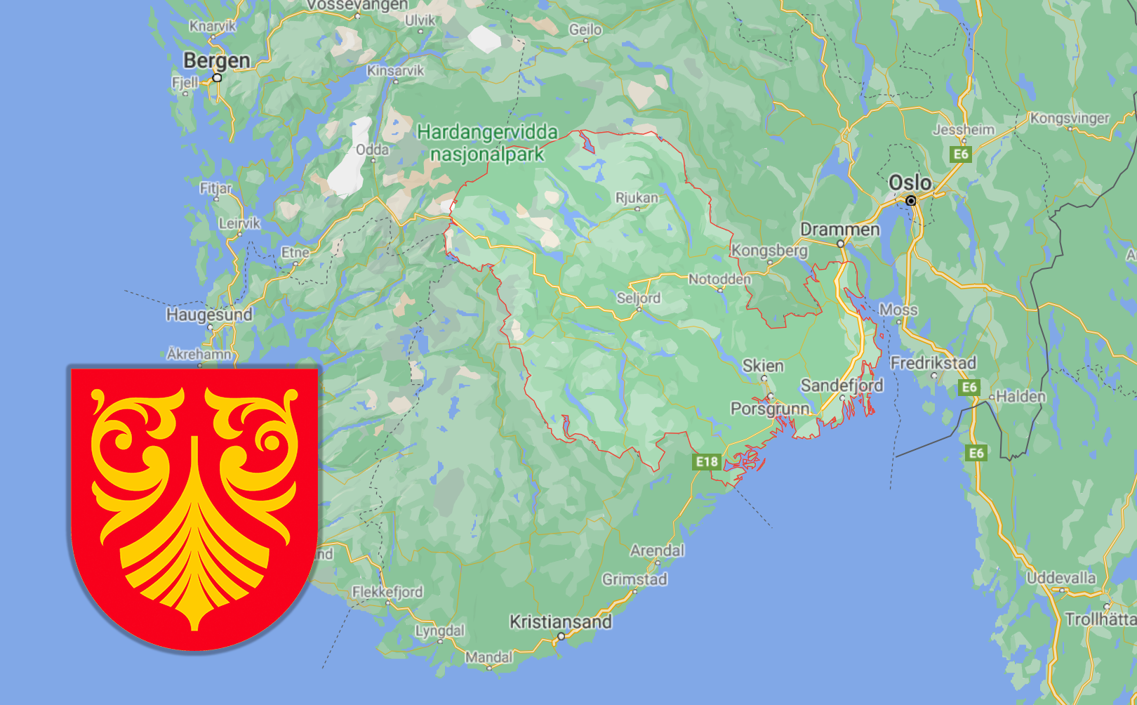Fiber Vestfold og Telemark